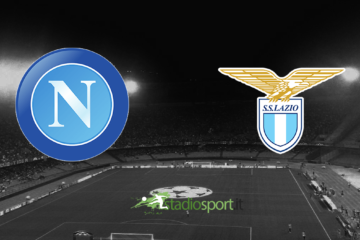 napoli-lazio streaming serie a