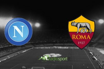 napoli-roma streaming serie a
