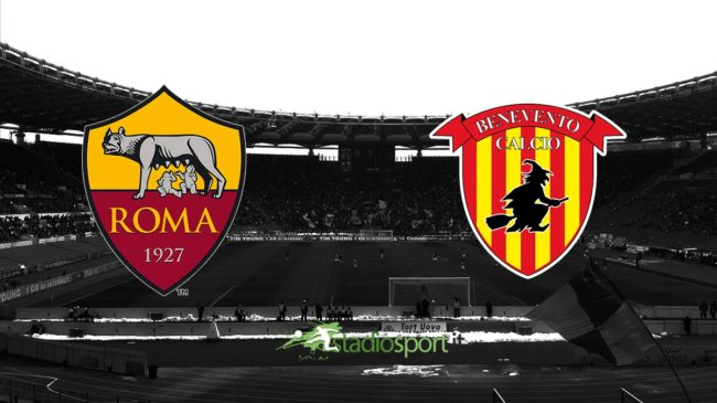 roma-benevento streaming serie a