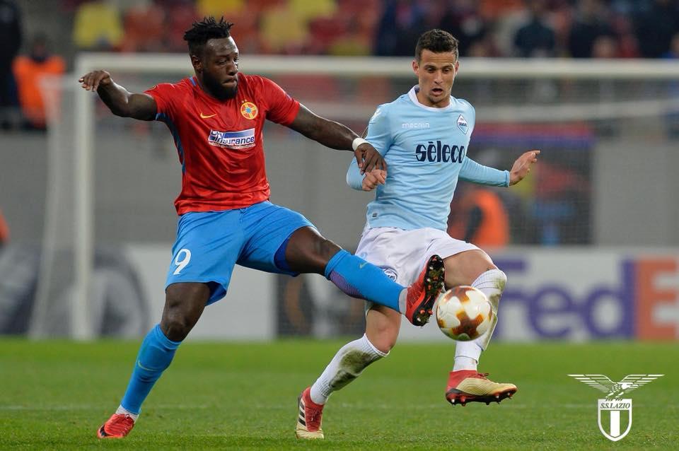 Steaua Bucarest-Lazio 1-0, voti e pagelle