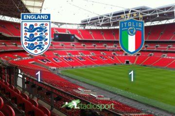 Inghilterra-Italia, amichevole internazionale