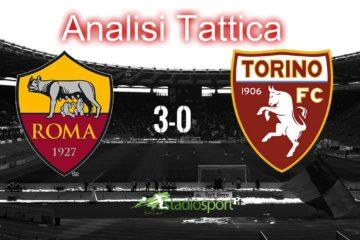 Roma-Torino, 28° giornata di Serie A