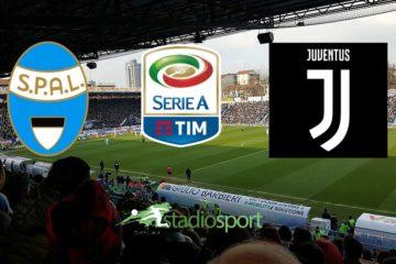 Spal-Juventus, 25° giornata di Serie A