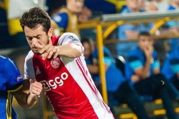 """Fonte profilo """"Twitter"""" ufficiale dell'AFC Ajax"""