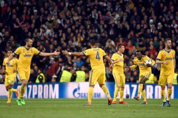 """Fonte account """"Facebook"""" ufficiale della UEFA Champions League"""