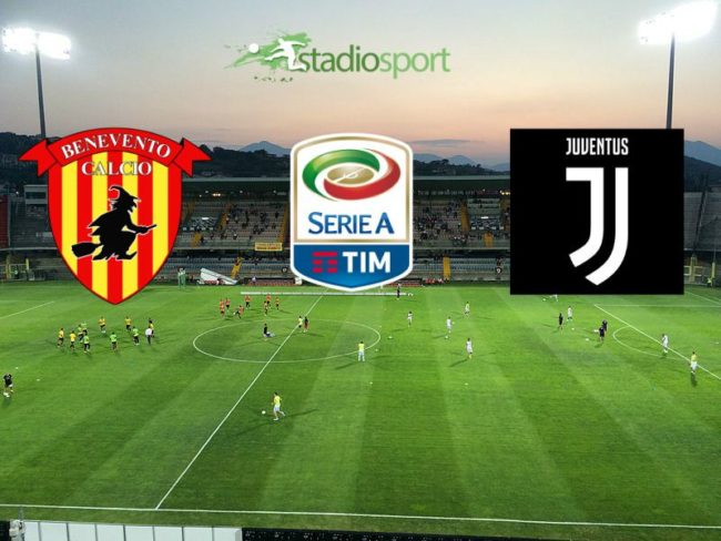 Benevento-Juventus, 28-11-2020