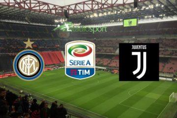 Inter-Juventus, 34° giornata di Serie A