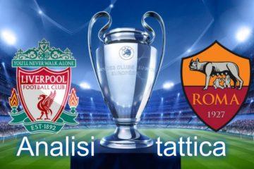 Liverpool-Roma, analisi tattica semifinale di Champions League
