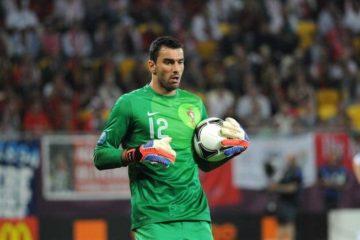 Rui Patricio, attuale portiere dello Sporting Lisbona Fonte: Wikipedia