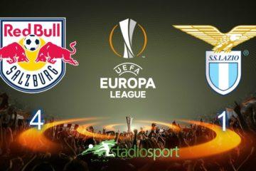 Salisburgo-Lazio, ritorno dei quarti di Europa League.