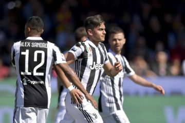 """Fonte profilo """"Twitter"""" ufficiale della Juventus"""