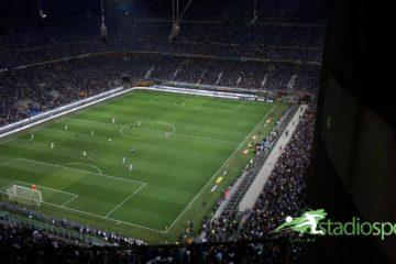 Stadio San Siro - Inter-Juventus, 35° giornata Serie A (foto Esclusiva Stadiosport.it del nostro inviato Marco Federico) ©RIPRODUZIONE RISERVATA