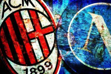 Probabili formazioni Milan-Napoli: