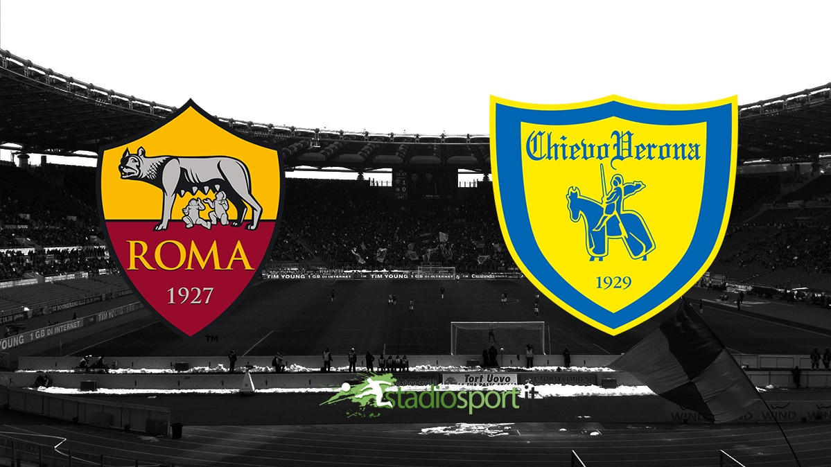 roma-chievo verona streaming serie a
