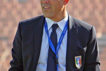 Di Biagio, Ct dell'Italia Under 21. Fonte: Wikipedia