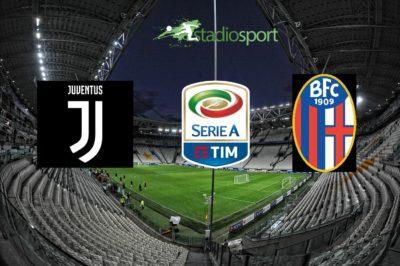 Juventus-Bologna 3-1