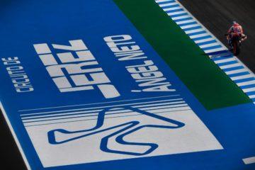 Il circuito di Jerez de la Frontera ospiterà il restart del Motomondiale 2020 (foto da: twitter.com)