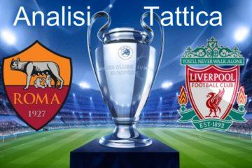 Roma-Liverpool, analisi tattica della semifinale di ritorno di Champions League.