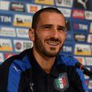 Italia, record Bonucci: supera 100 presenze con la nazionale