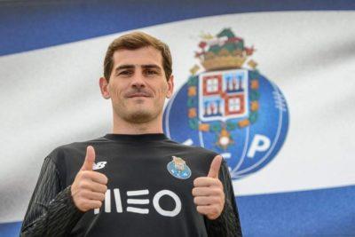 Ufficiale: Casillas rinnova con il Porto