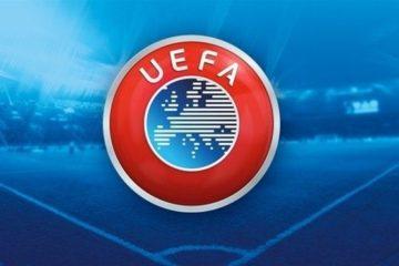 Logo UEFA Fonte: Facebook UEFA