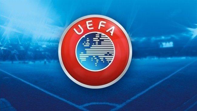 Logo della UEFA