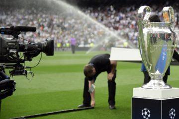 """Fonte account """"Twitter"""" ufficiale della UEFA Champions League"""