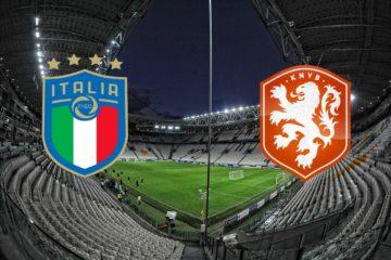 Italia-Olanda, amichevole internazionale