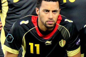 Dembelè, trentunenne centrocampista belga del Tottenham. Fonte: Wikipedia