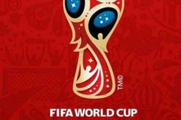 Logo Mondiali Russia 2018