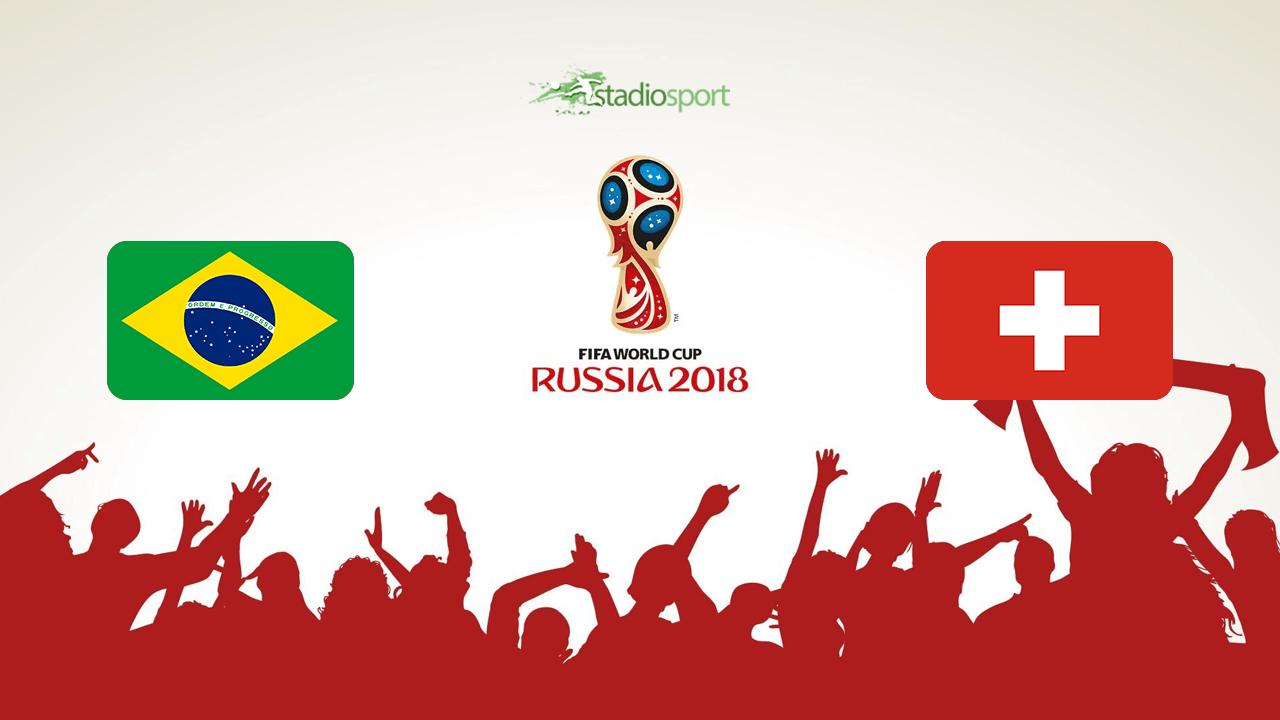 brasile-svizzera qualificate agli ottavi