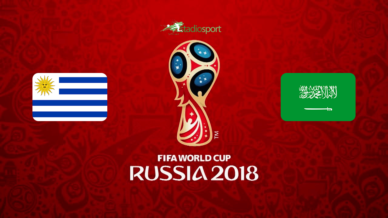 uruguay-arabia saudita Risultati Mondiali