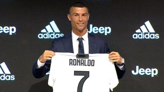 Cristiano Ronaldo alla Juventus