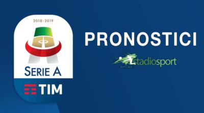 Pronostici 15° giornata Serie A