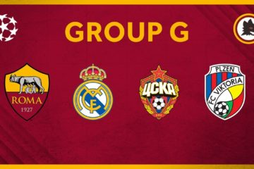 gruppo g roma champions league