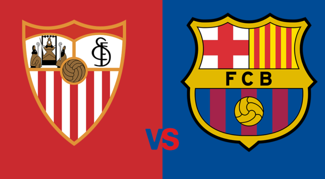 siviglia-barcellona STREAMING 2018-19