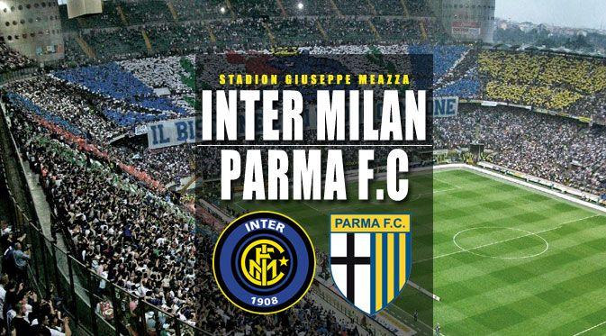Inter-Parma, 9° giornata di Serie A.