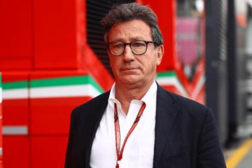 Louis Camilleri, ex Amministratore Delegato della Ferrari (foto da: www.sozcu.com.tr)