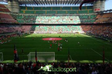 Stadio San Siro - Milan-Chievo Verona, 8° giornata Serie A (foto Esclusiva Stadiosport.it del nostro inviato Rocco Calandruccio) ©RIPRODUZIONE RISERVATA