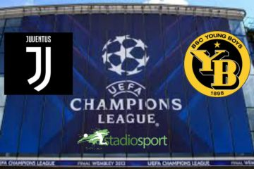 Juventus-Young Boys, 2° giornata di Champions League