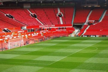Stadium Old Trafford Football Manchester United