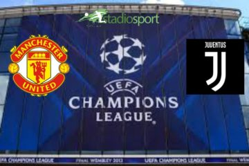 Manchester United-Juventus. 3° giornata di Champions League