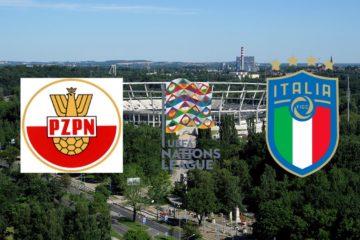 Polonia-Italia, 3° giornata di UEFA Nations League