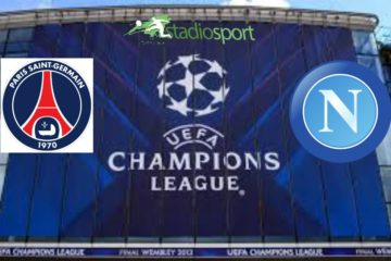 Psg-Napoli, 3° giornata di Champions League