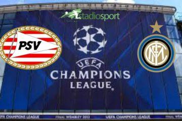 Psv-Inter, 2° giornata di Champions League.