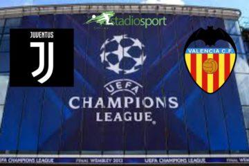 Juventus-Valencia, 5° giornata di Champions League.