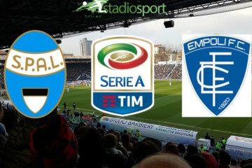 Spal-Empoli, 14° giornata di Serie A