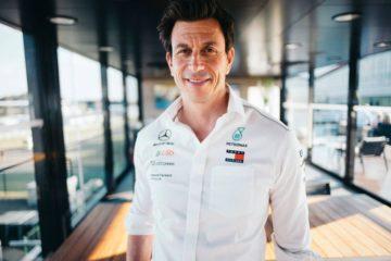 Toto Wolff, direttore della Mercedes. Fonte: Facebook Wolff