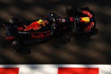 Verstappen è il più veloce nella prima sessione di prove libere. Fonte: Facebook Verstappen