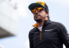 Fernando Alonso, al momento della sua ultima gara in McLaren, nel novembre 2018 (foto da: twitter.com/McLarenF1)